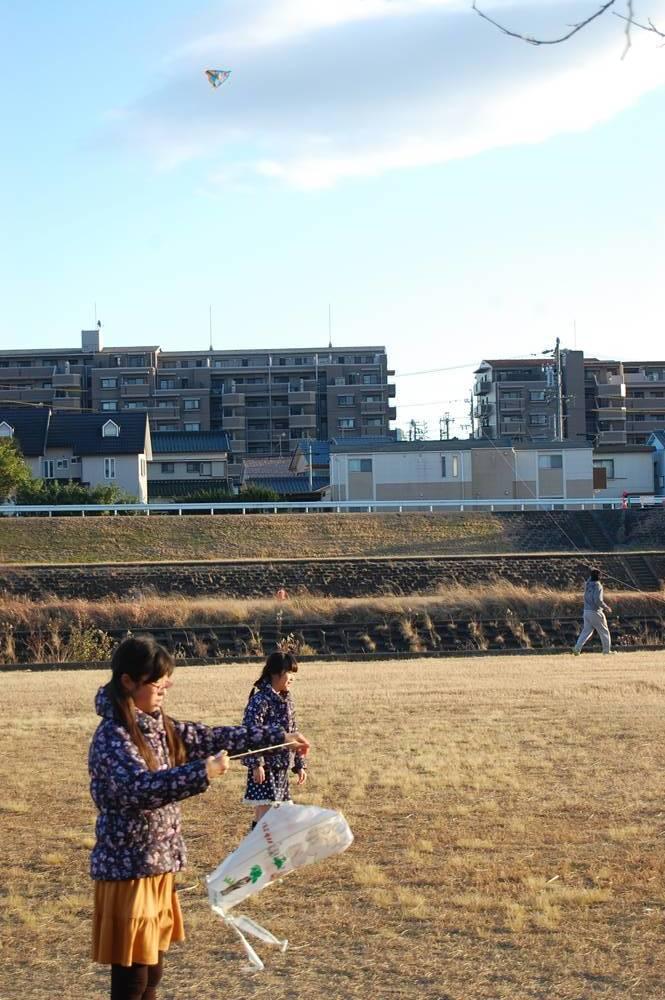 元旦に矢田川を散歩_f0159784_11211471.jpg
