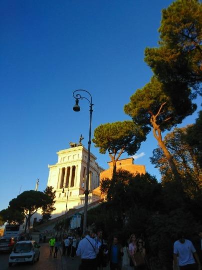 欧州出張2018年09月-イタリア・ローマー第八日目-ローマの夕暮れ観光とディナー_c0153302_20545025.jpg