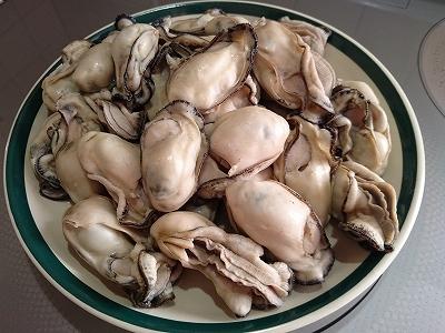 牡蠣の燻製オリーブオイル漬け_e0289203_21574912.jpg