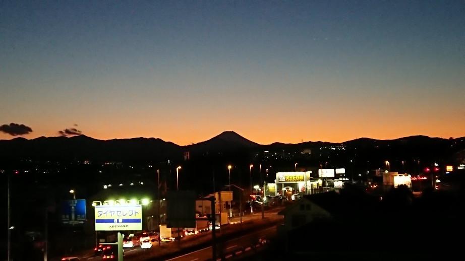 1/3  今日の富士山_b0042308_17322569.jpg