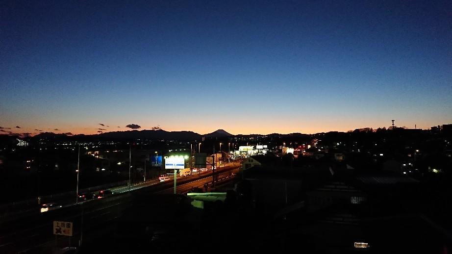 1/3  今日の富士山_b0042308_17322582.jpg
