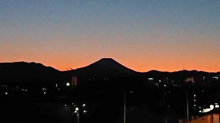 1/3  今日の富士山_b0042308_17322677.jpg