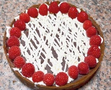 チョコキャラメルタルト_f0155522_15591034.jpg