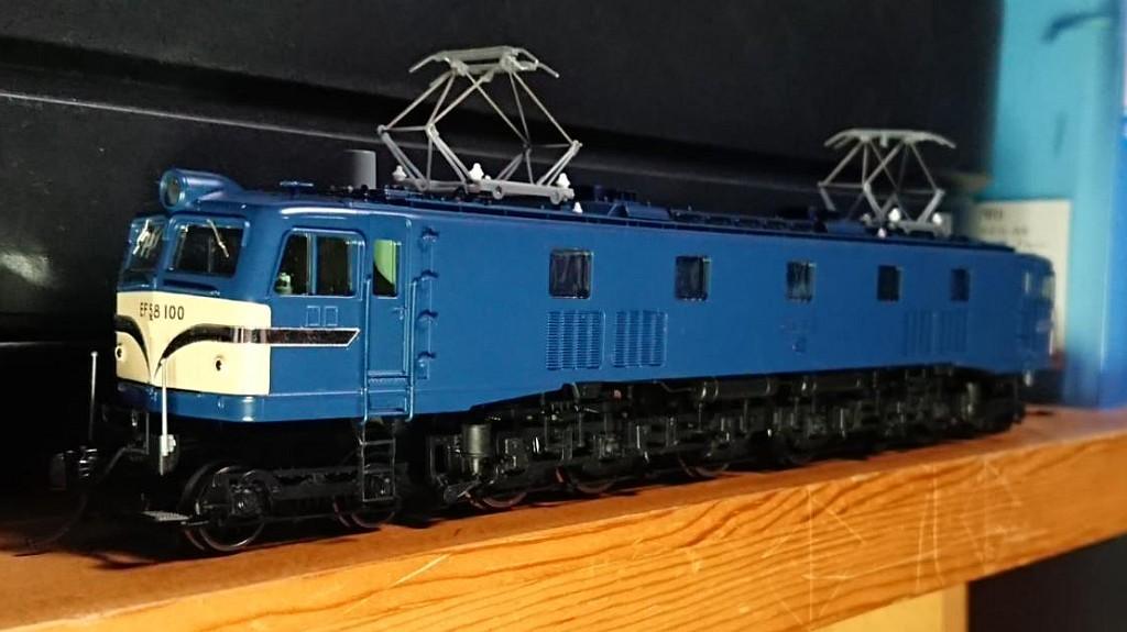 トラムウェイ16番EF58入線!_f0203926_2284032.jpg