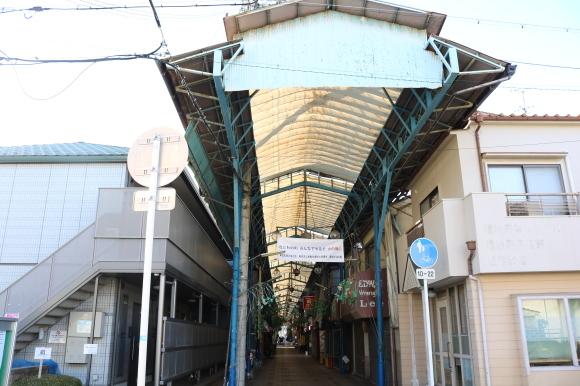 住道矢田商店街 (大阪市東住吉区)_c0001670_15144338.jpg