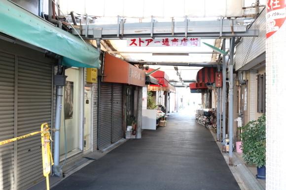住道矢田商店街 (大阪市東住吉区)_c0001670_15502198.jpg