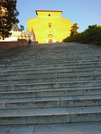 欧州出張2018年09月-イタリア・ローマー第八日目-ローマの夕暮れ観光とディナー_c0153302_19384811.jpg