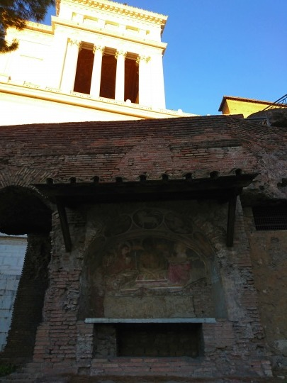 欧州出張2018年09月-イタリア・ローマー第八日目-ローマの夕暮れ観光とディナー_c0153302_19385883.jpg