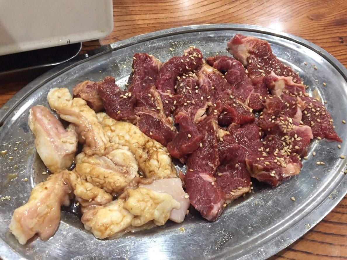 焼肉の店 嗜幸園 鳥取大学前店_e0115904_06443979.jpg