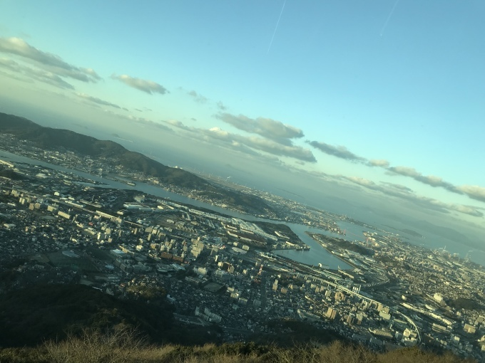 【キナさんぽ】北九州 皿倉山_f0115311_11552820.jpeg