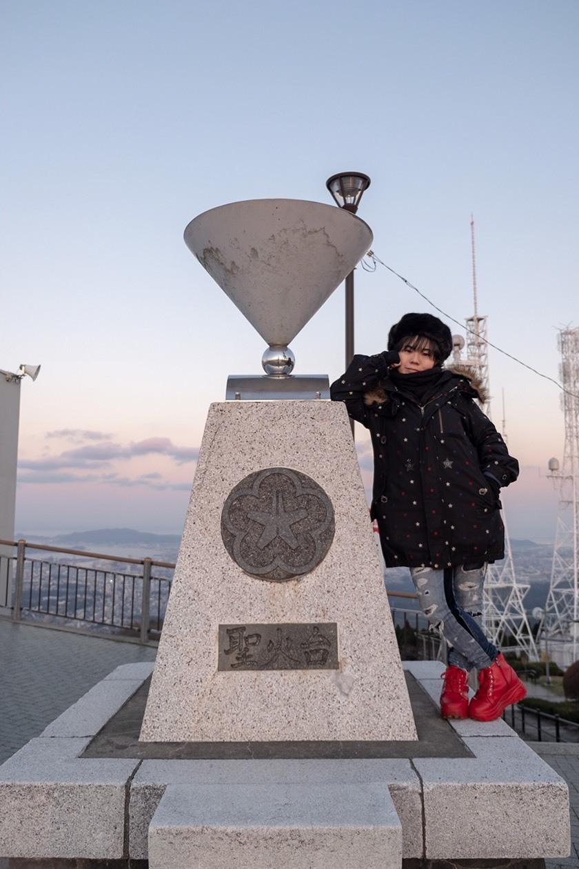 【キナさんぽ】北九州 皿倉山_f0115311_14463737.jpeg