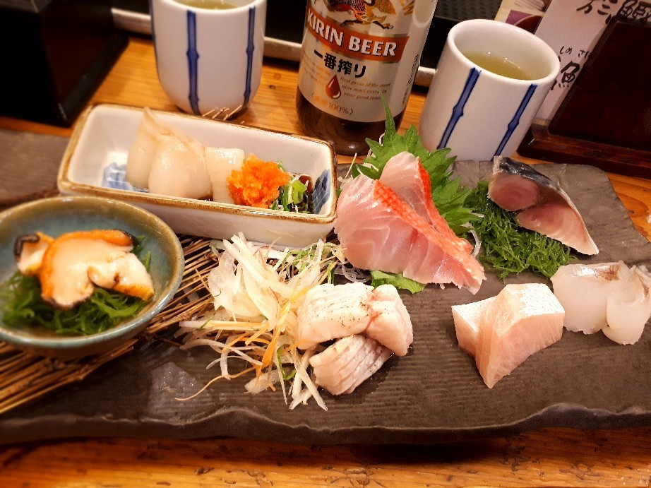 伊豆はやっぱり魚でしょ♪_c0226331_18511203.jpg