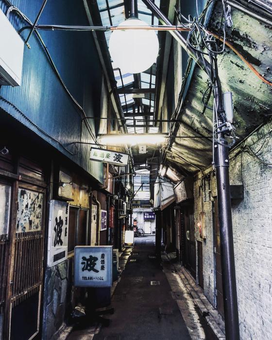 呑んべ横丁 / 葛飾区立石 / iPhone 8_c0334533_14572024.jpg