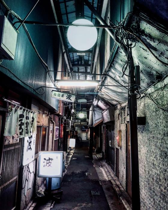 呑んべ横丁 / 葛飾区立石 / iPhone 8_c0334533_14572892.jpg