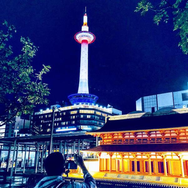京都市下京区東塩小路町 / iPhone 8_c0334533_16362047.jpg