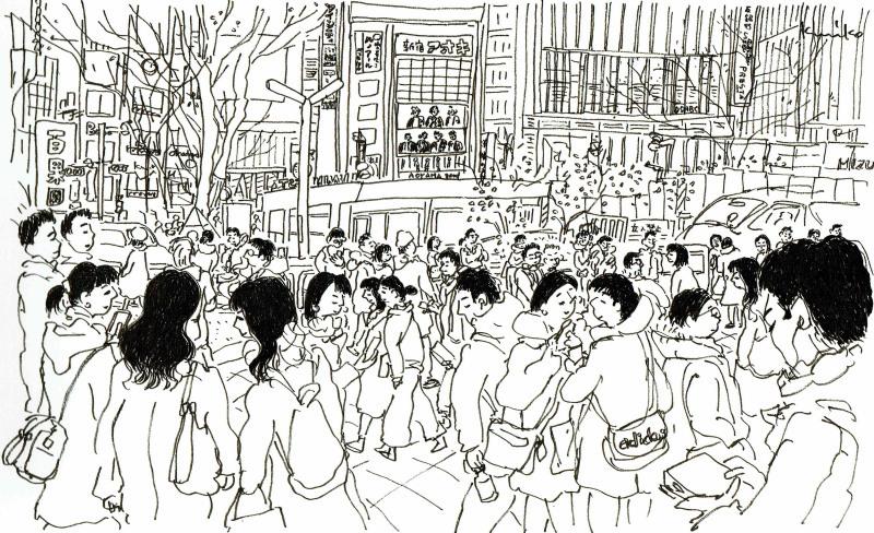 新宿駅東口_f0313391_22475909.jpg