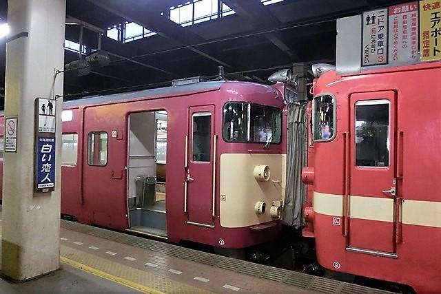 藤田八束の鉄道写真@仲の良い二人に会って嬉しいです。・・・目線で変わる車両の可愛さ、連結部分の可愛さ_d0181492_23121686.jpg