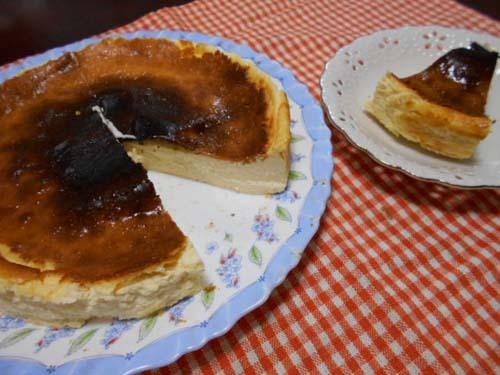 くるみ餅&簡単チーズケーキ_f0019498_11282184.jpg