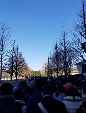 お正月一般参賀に行ってきました!_b0122805_10595869.jpg