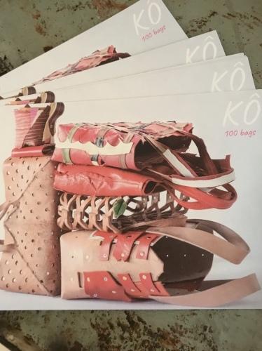 KŌ 「100 bags」_e0288544_12342596.jpg