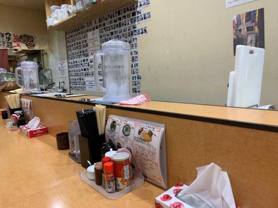 京橋のラーメン「らーめん 世界一 京橋本店」_e0173645_14423806.jpg