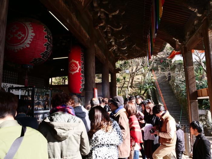 新春の紀三井寺 2  2019-01-07 00:00_b0093754_22075535.jpg