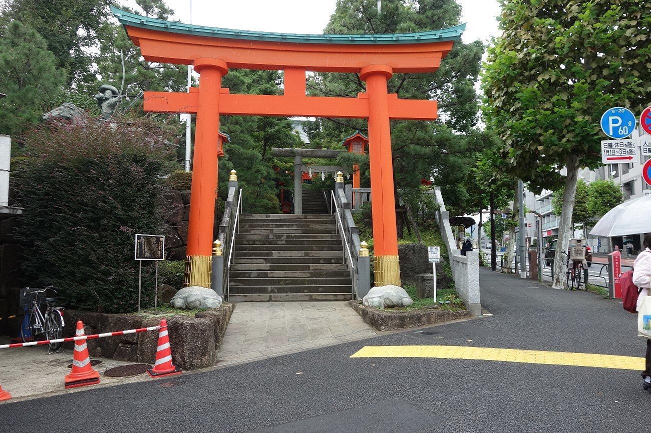 早稲田大学の周辺を歩く_c0112559_09402245.jpg