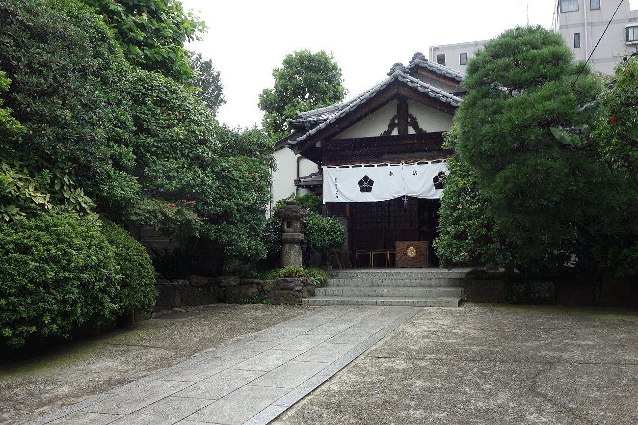 早稲田大学の周辺を歩く_c0112559_09412183.jpg