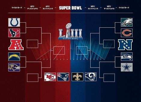 NFLポストシーズン開幕_d0183174_08553852.jpg