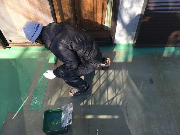 浜北小松 外回りの修繕 & リフォーム ★防水工事_d0205883_10015746.jpg