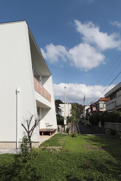 国分寺の住宅  photo_a0122098_15523092.jpg