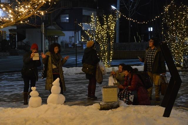 冬の軽井沢②:離山へ_c0124100_16153269.jpg