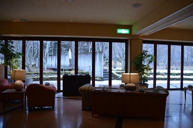 冬の軽井沢③:Hotel Bleston Court_c0124100_17341136.jpg