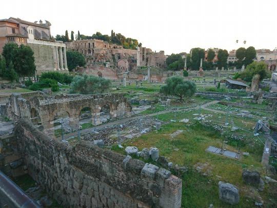 欧州出張2018年09月-イタリア・ローマー第八日目-ローマの夕暮れ観光とディナー_c0153302_01525264.jpg