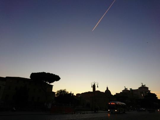 欧州出張2018年09月-イタリア・ローマー第八日目-ローマの夕暮れ観光とディナー_c0153302_01525285.jpg