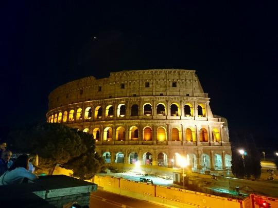 欧州出張2018年09月-イタリア・ローマー第八日目-ローマの夕暮れ観光とディナー_c0153302_14574603.jpg