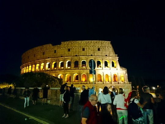 欧州出張2018年09月-イタリア・ローマー第八日目-ローマの夕暮れ観光とディナー_c0153302_14574616.jpg