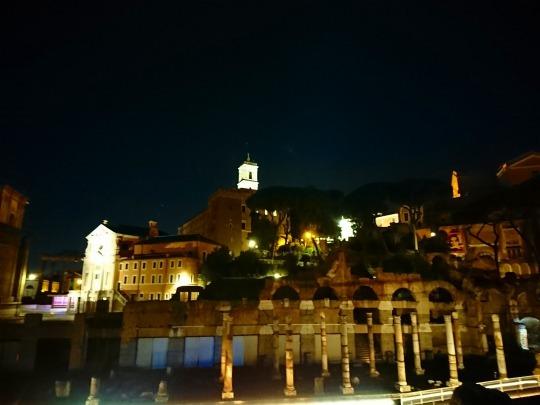 欧州出張2018年09月-イタリア・ローマー第八日目-ローマの夕暮れ観光とディナー_c0153302_15193134.jpg
