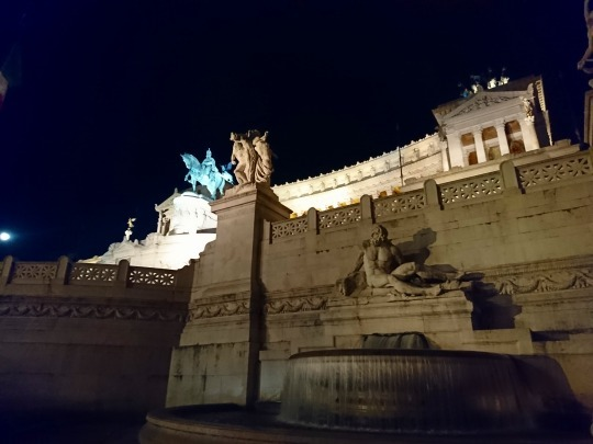 欧州出張2018年09月-イタリア・ローマー第八日目-ローマの夕暮れ観光とディナー_c0153302_15193223.jpg