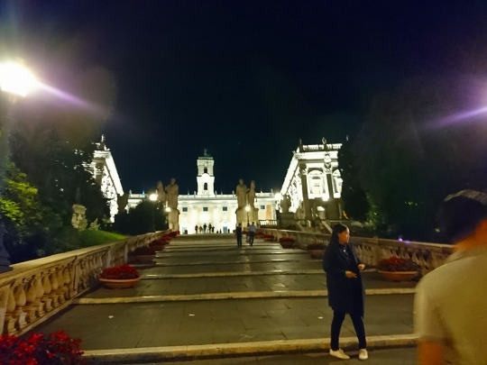 欧州出張2018年09月-イタリア・ローマー第八日目-ローマの夕暮れ観光とディナー_c0153302_15193242.jpg