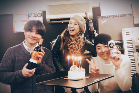 12/10 Birthday Party❣️_f0042034_01593059.jpg