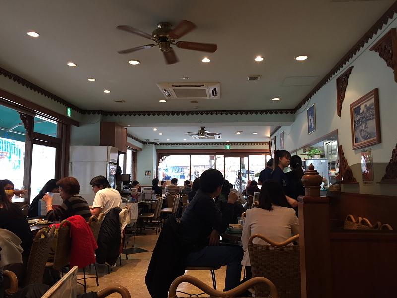 【錦糸町でタイ料理】タイ国料理「ゲウチャイ 江東橋店」のランチ_b0008655_16480074.jpg