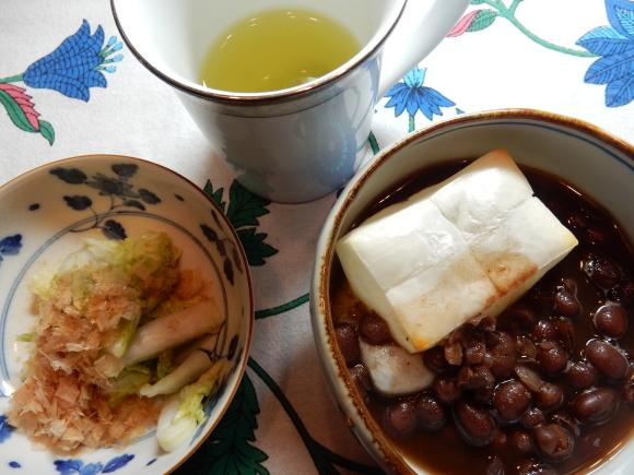'19,1,6(日)「あの日の南田洋子さん」とマグロのづけ丼!_f0060461_06211689.jpg