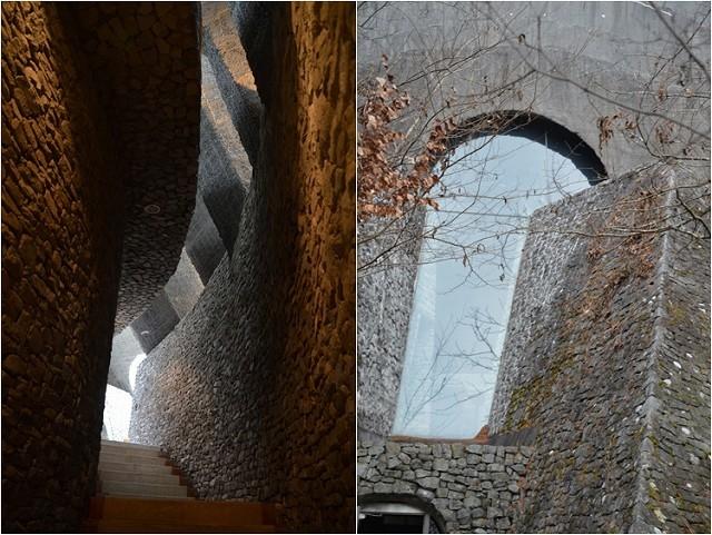 冬の軽井沢④:石の教会_c0124100_10500614.jpg