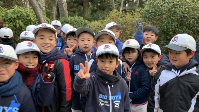 あけましておめでとうございます!!初詣に行きました。(小学部)_f0209300_10393504.jpg