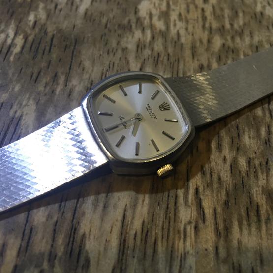 ROLEX ロレックス チェリーニ 手巻き時計の修理_b0167617_14095728.jpg