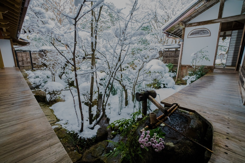 宝泉院の雪景色_e0363038_13580497.jpg