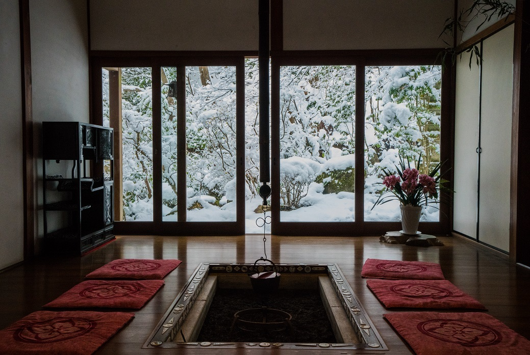 宝泉院の雪景色_e0363038_14004827.jpg