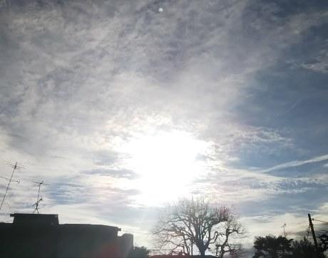 1月7日(月)晴れ_b0097747_10130598.jpg