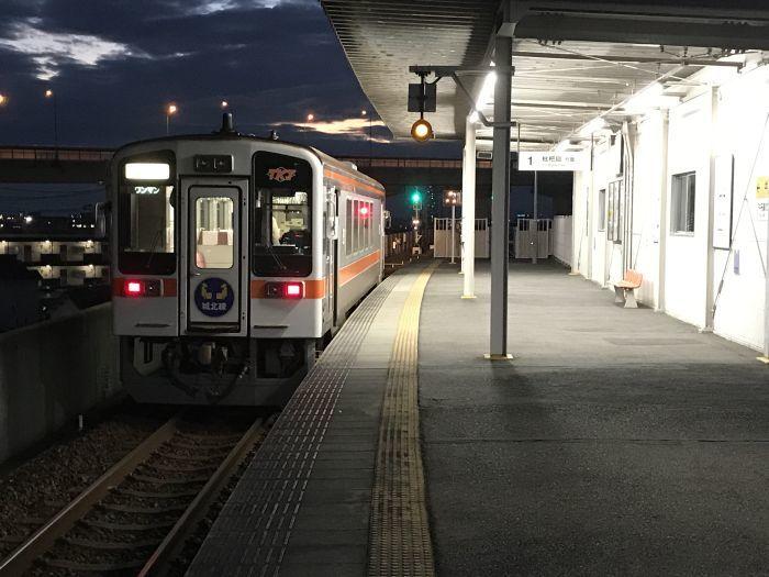 珍奇なり 東海交通事業城北線  「乗り鉄」のみなさまに報告_a0163788_22210282.jpg